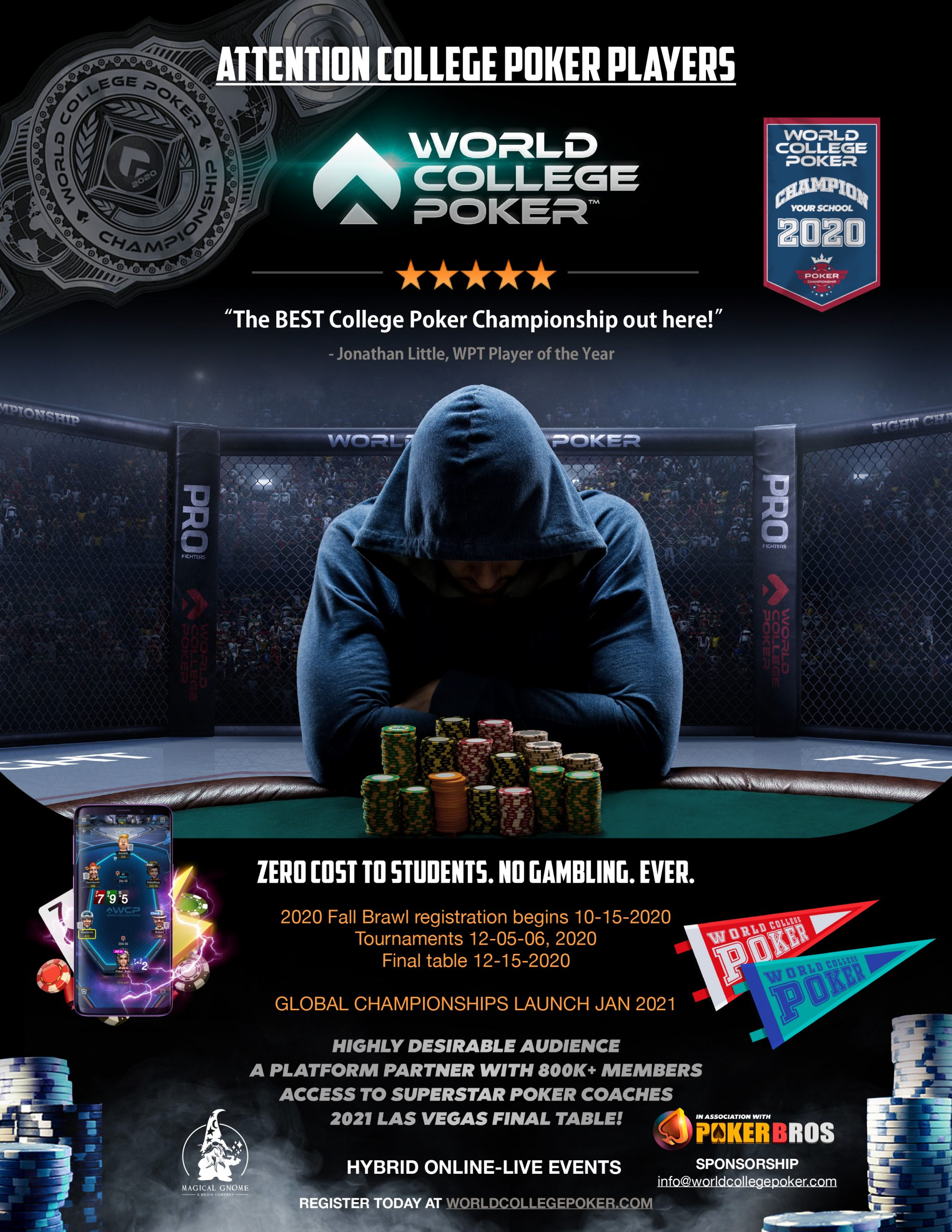 College Rep Flyer